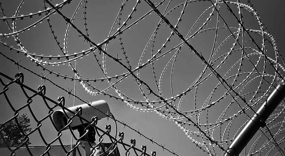 A rapist in a women's prison? Society has lost the plot
