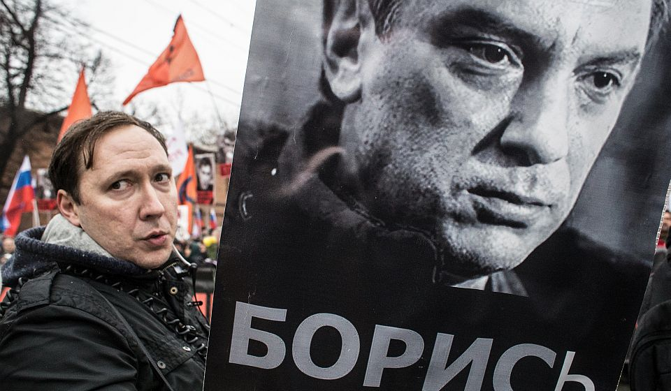 Boris Nemtsov and the rise and rise of Russia-bashing