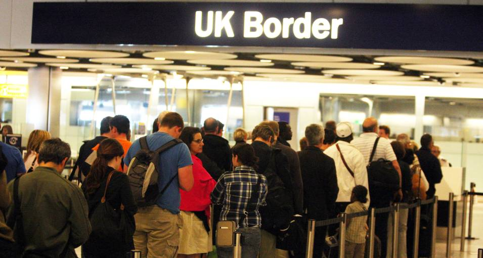 Britain's elites prefer migrants to the masses
