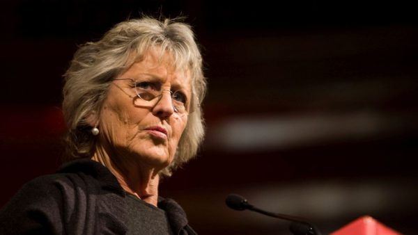 Germaine Greer: hardly a heretic