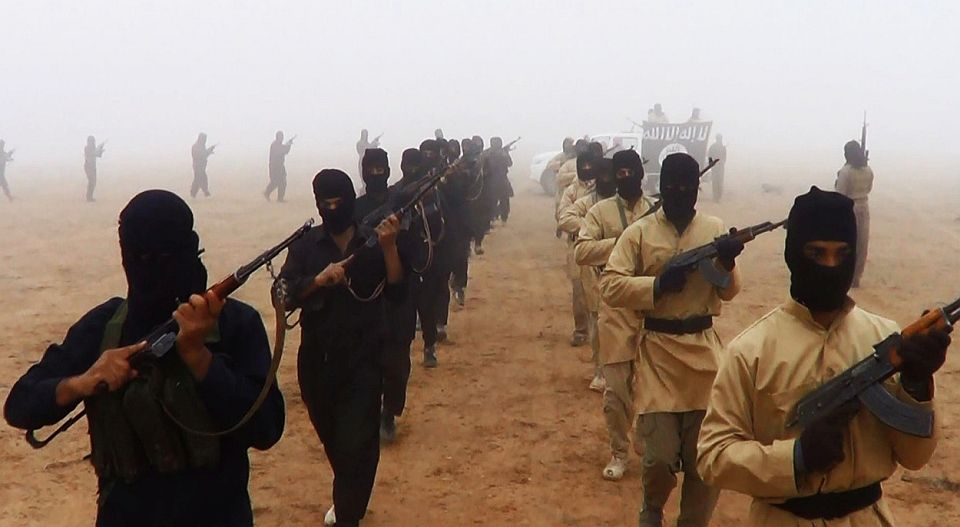ISIS: haunted by sovereignty