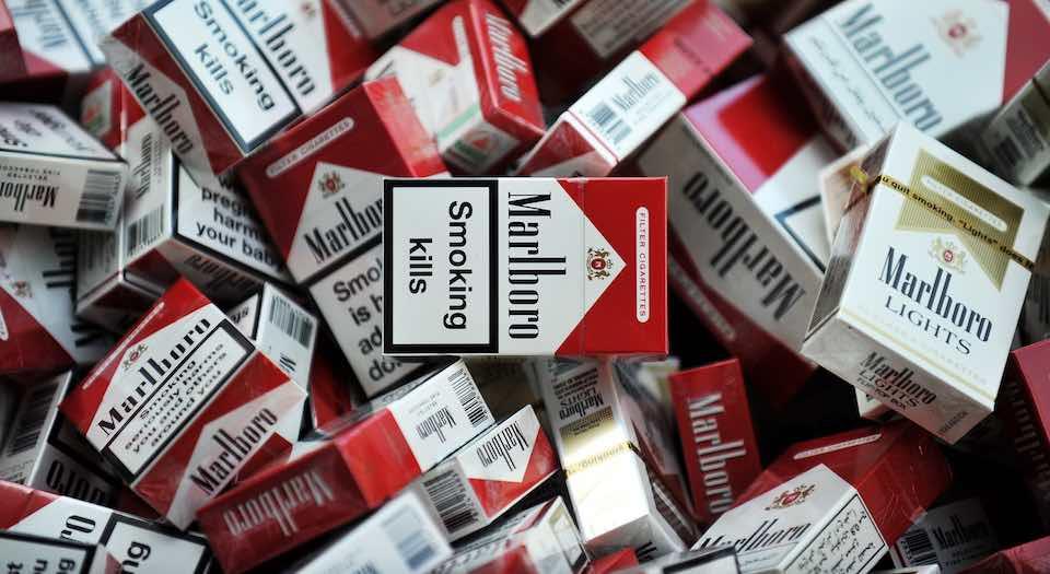 No, Big Tobacco is not murdering people