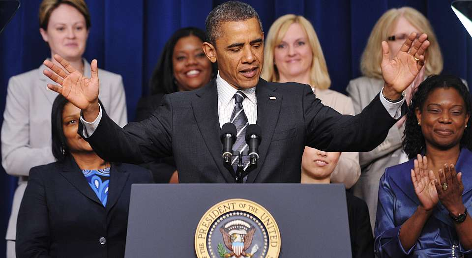 Obama is not your 'magical negro'