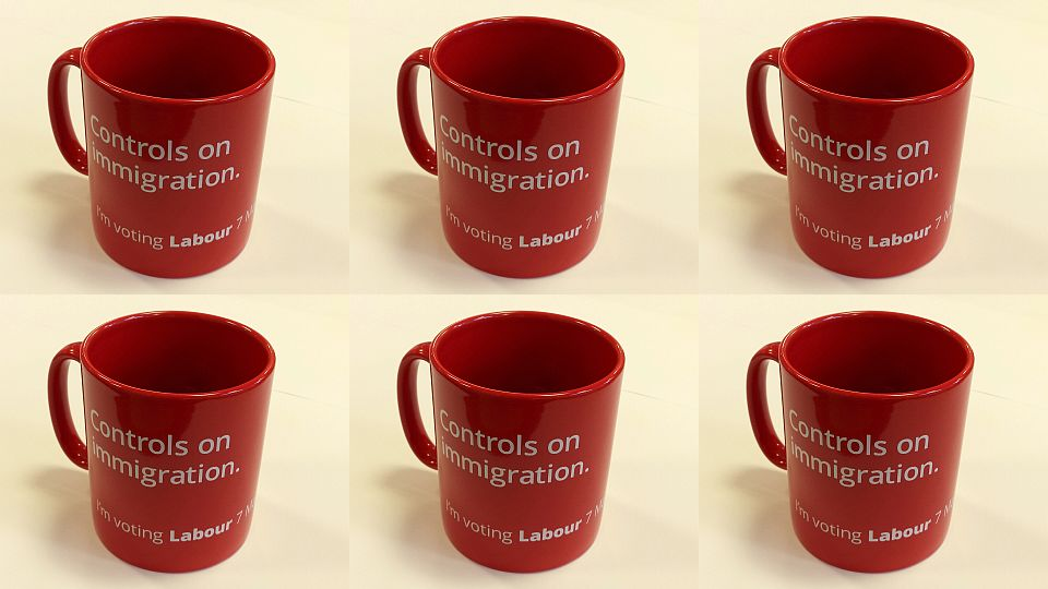 Only a mug would vote for the anti-immigrant Labour Party