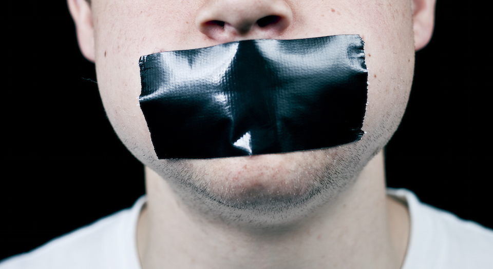 A good year for free-speech haters