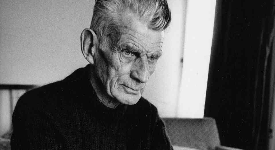 Samuel Beckett: a man of letters