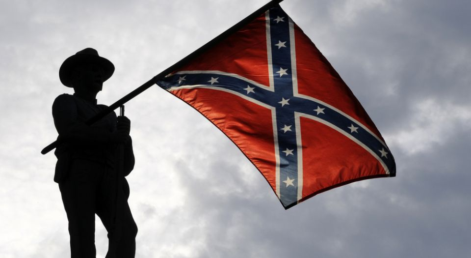 Should the Confederate flag come with a trigger warning?