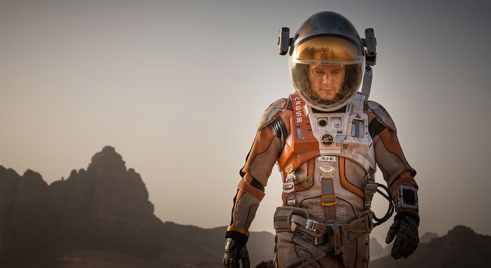The Martian: a paean to human ingenuity