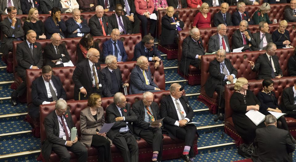 Time to quell the Lords' anti-democratic riot
