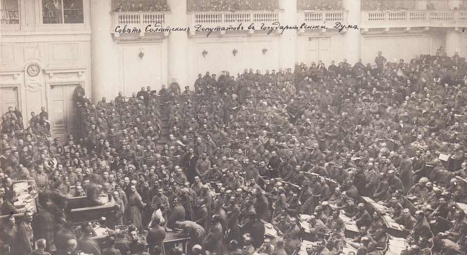 Why the Russian Revolution matters