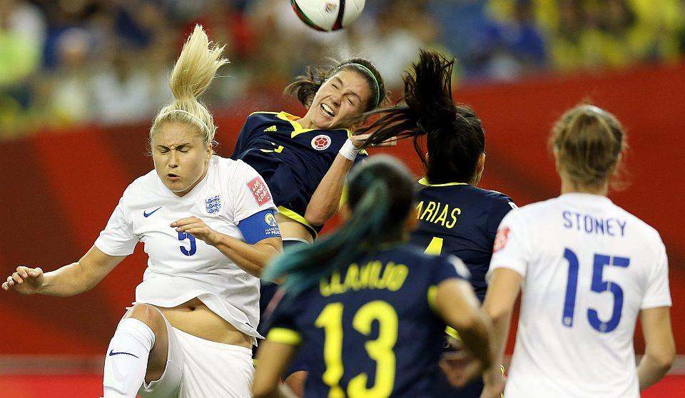 Women's football: still not a spectator sport