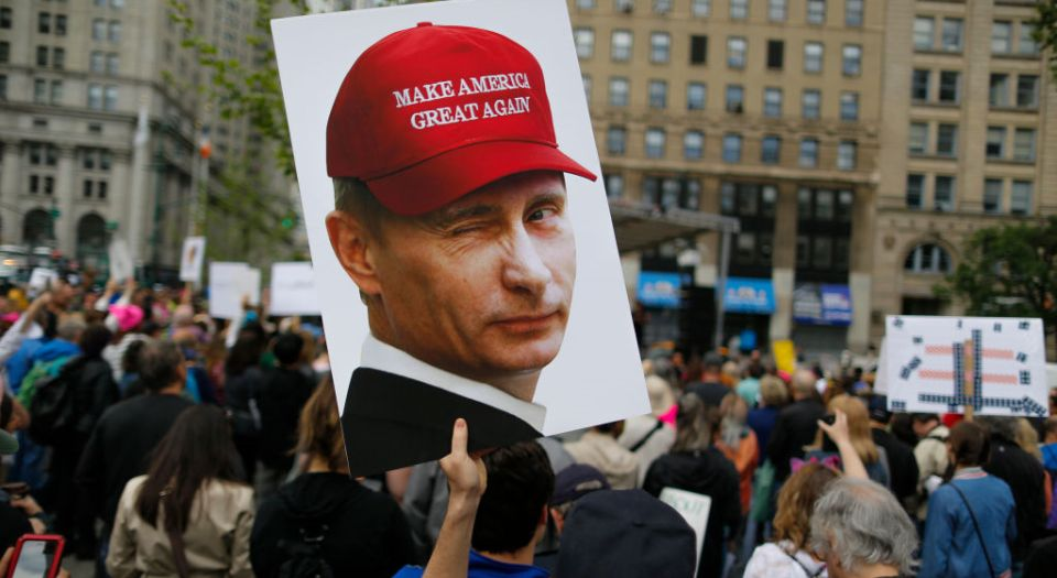 Russia-mania takes over the world