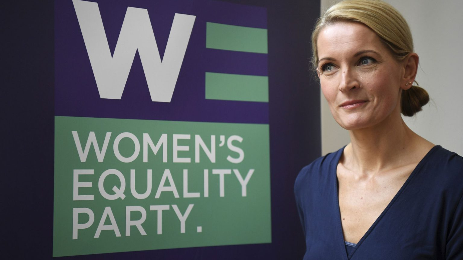 The Women's Equality Party has nothing to offer women