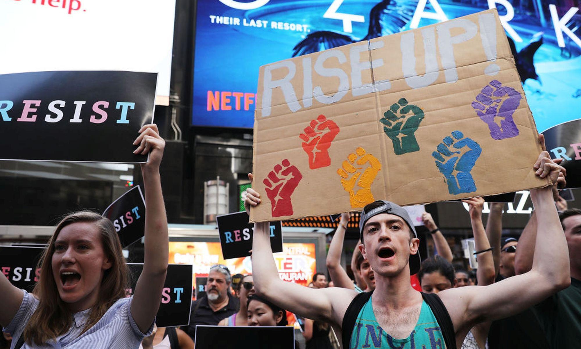 Identity politics is a menace to democracy