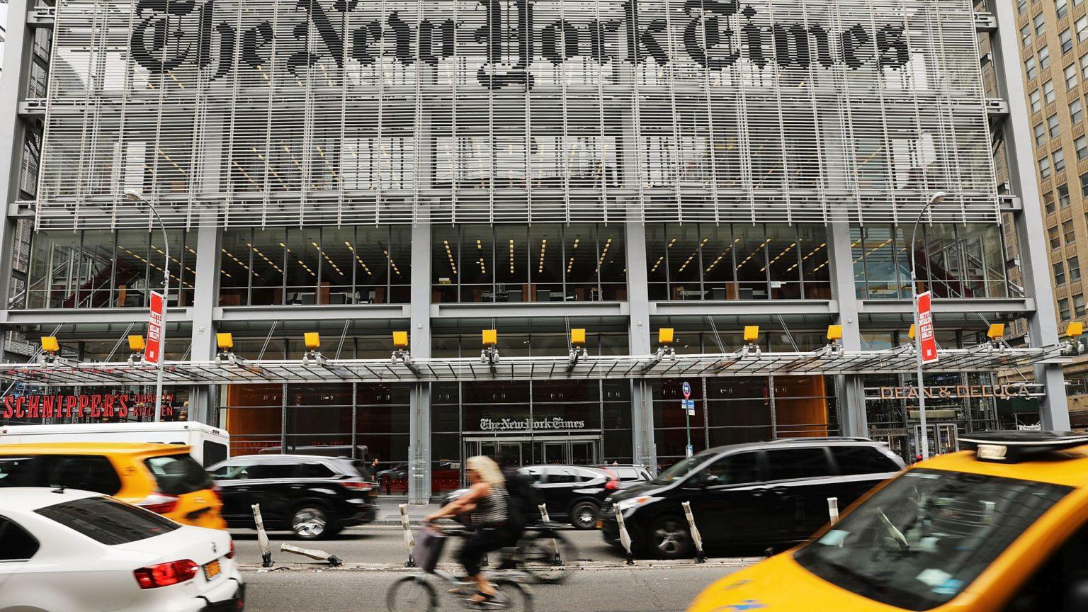 A woke coup at the <em>New York Times</em>
