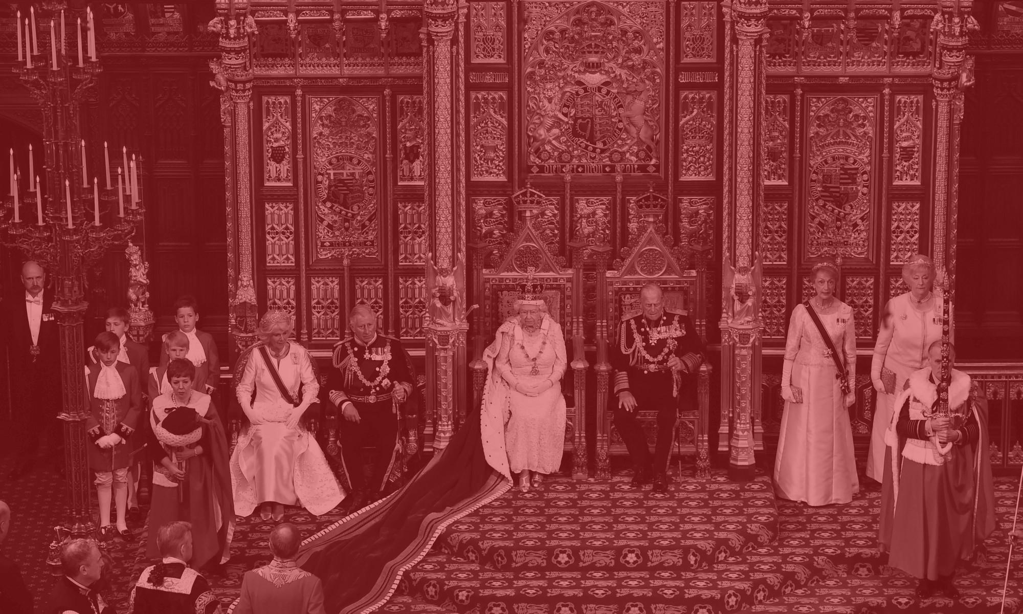 3. Rip up the Royal Prerogative