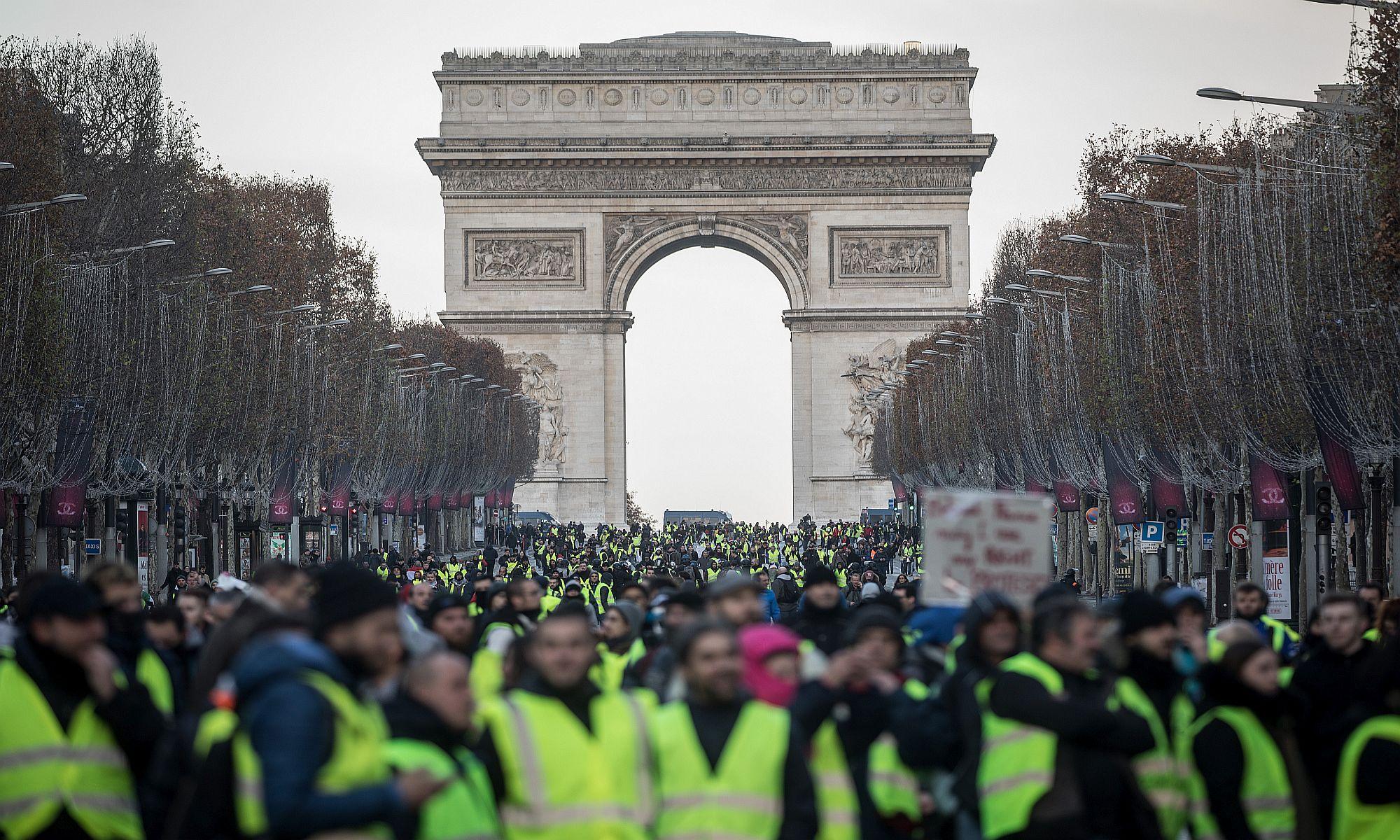 <em>Gilets jaunes</em>: the French insurrection one year on