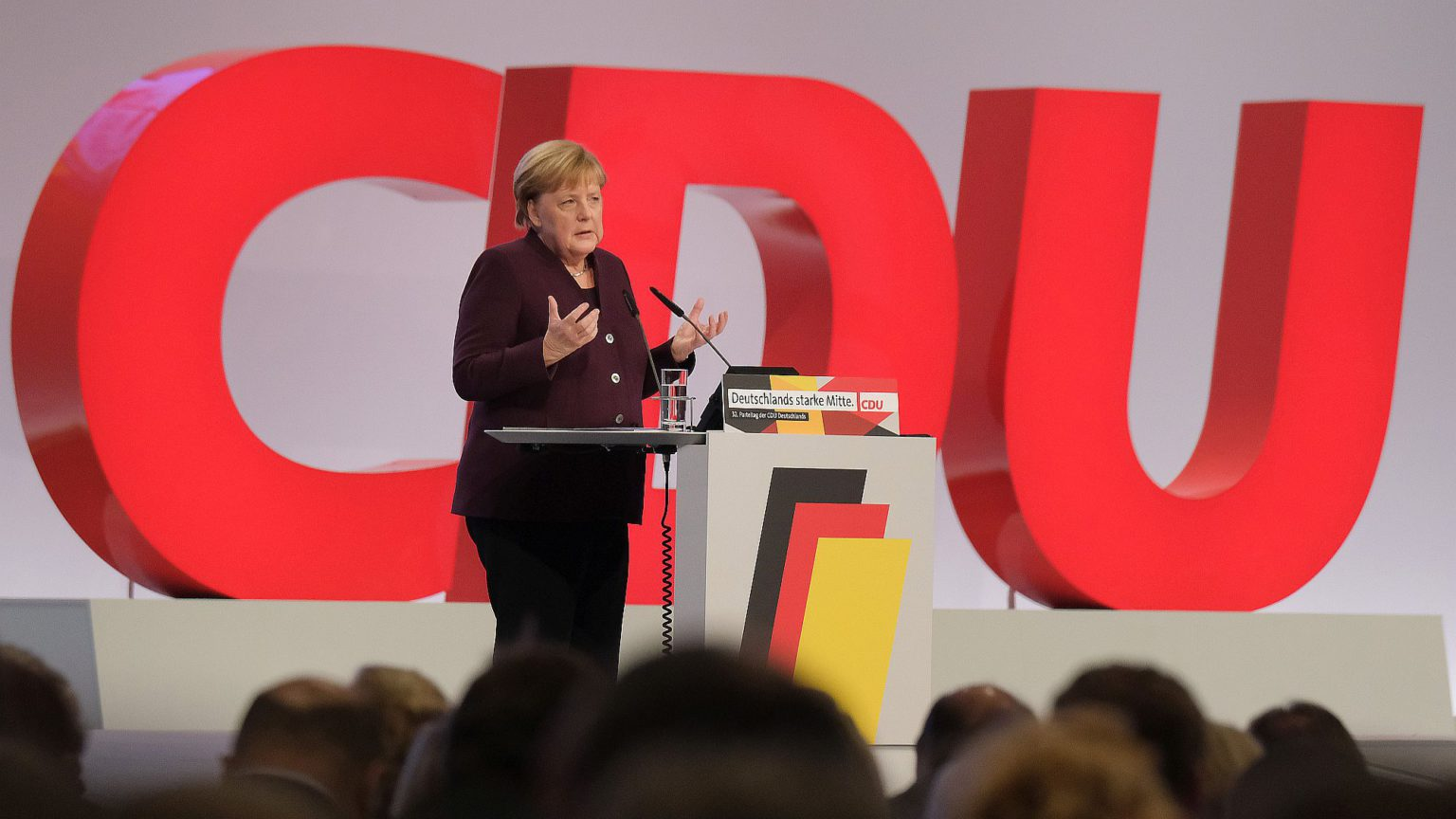 The CDU: a party in decline