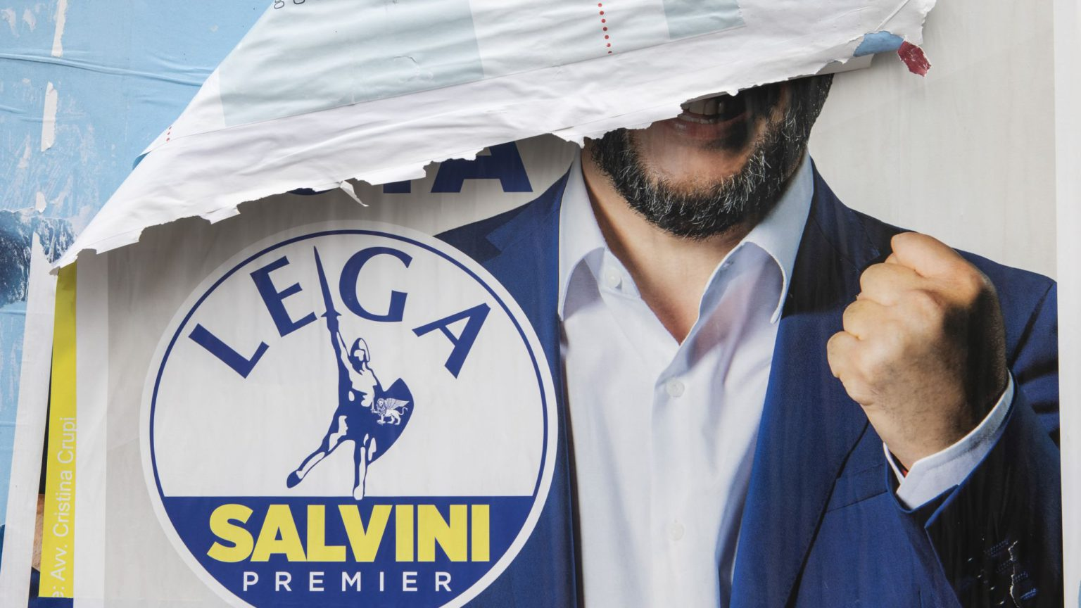 The strange death of Italian democracy