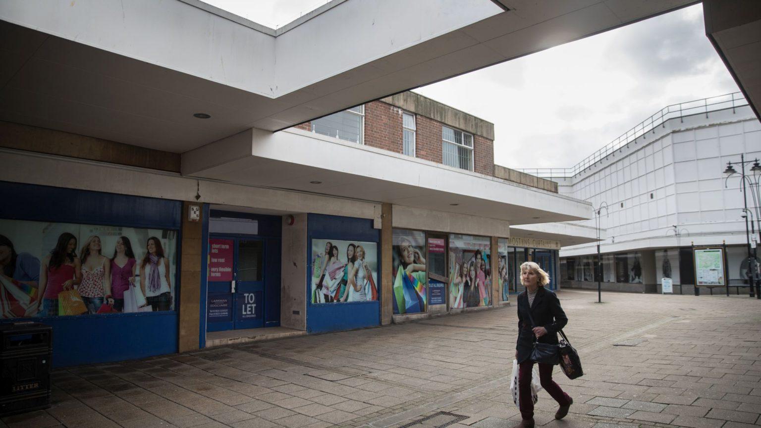 The strange death of public space