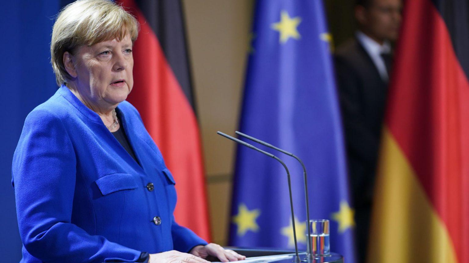 Germany has succumbed to panic