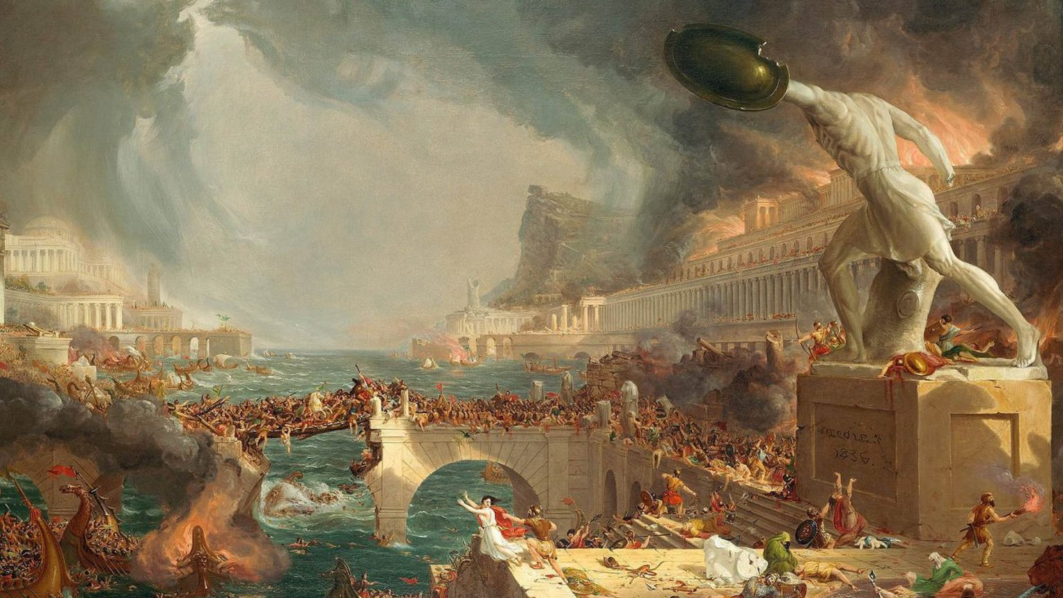 Our 'Brexit' from the Roman Empire