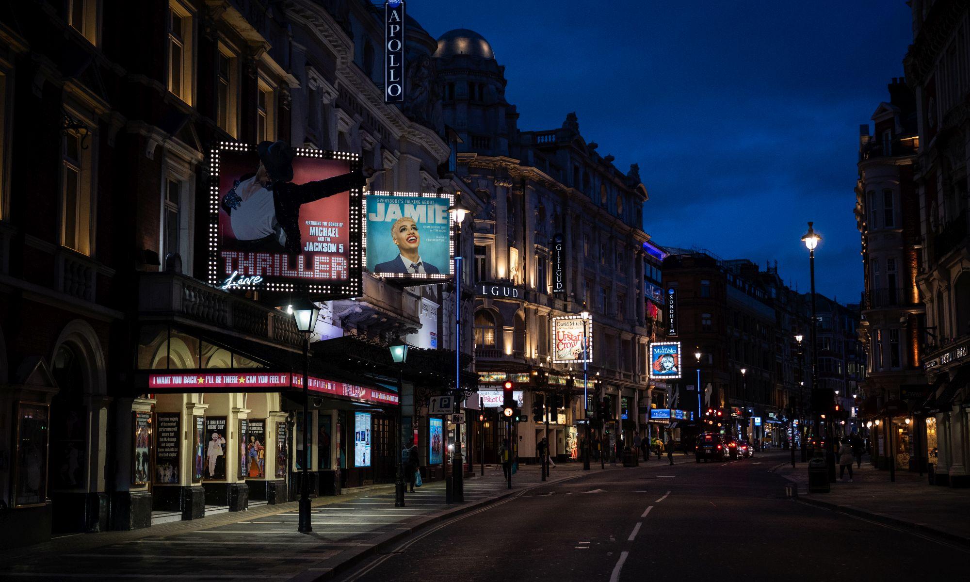 Theatre cannot survive social distancing