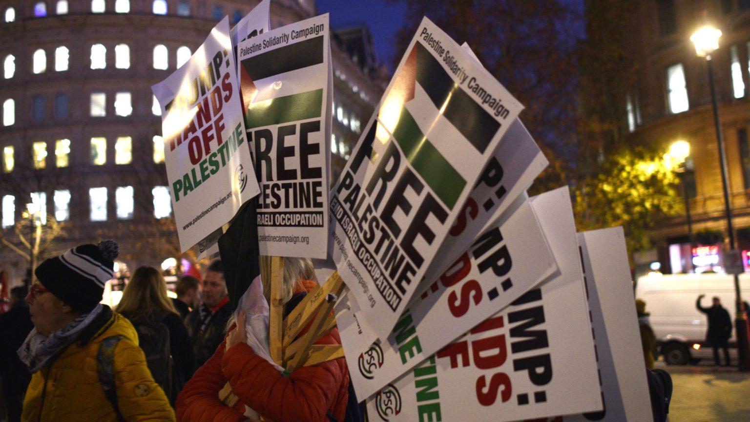 BDS: an anti-Semitic crusade