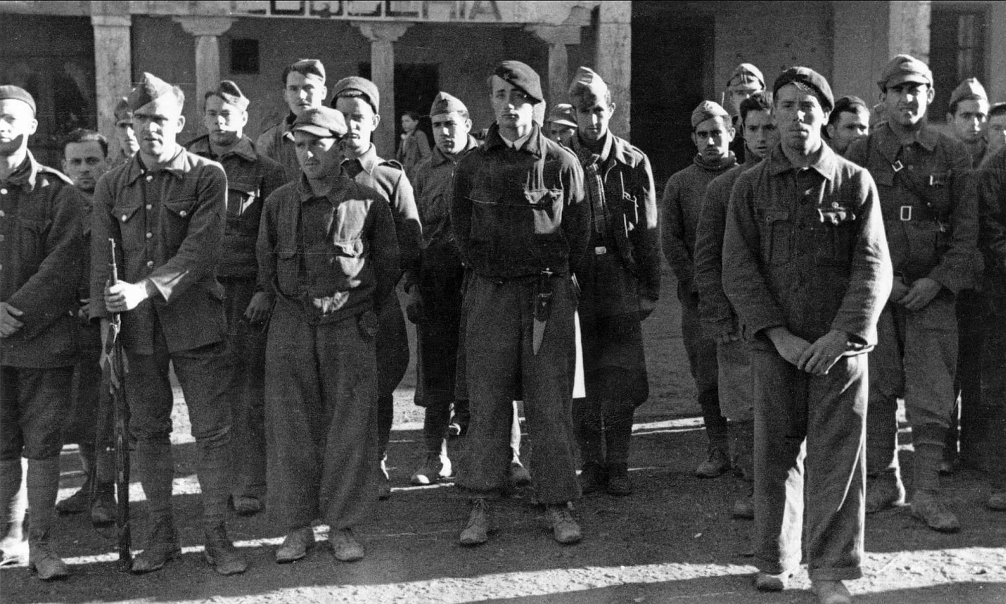 The International Brigades: beyond the myth