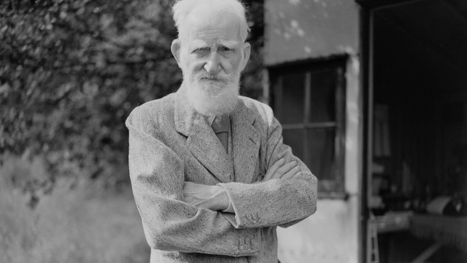 George Bernard Shaw's views do not diminish his legacy