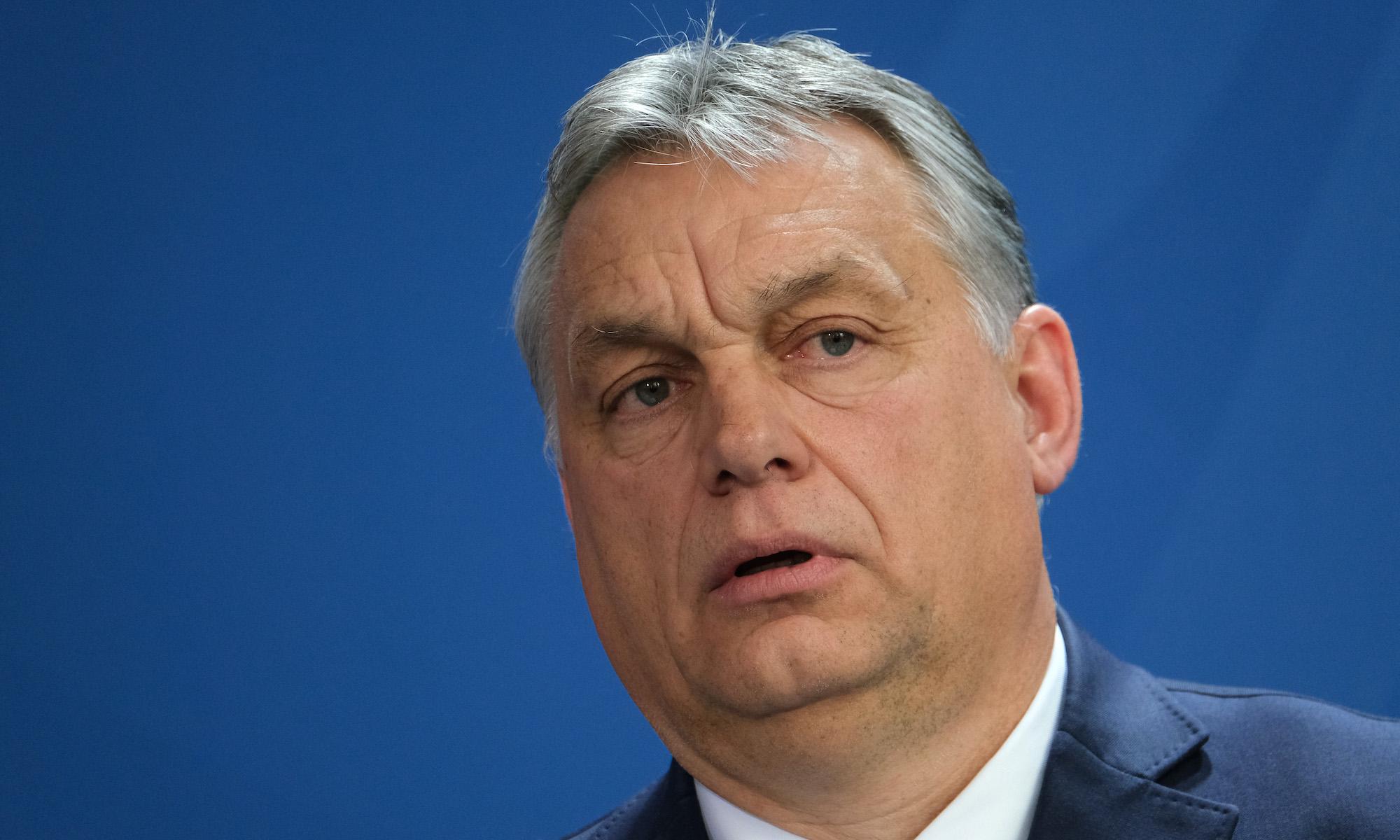 Hungary's war on woke
