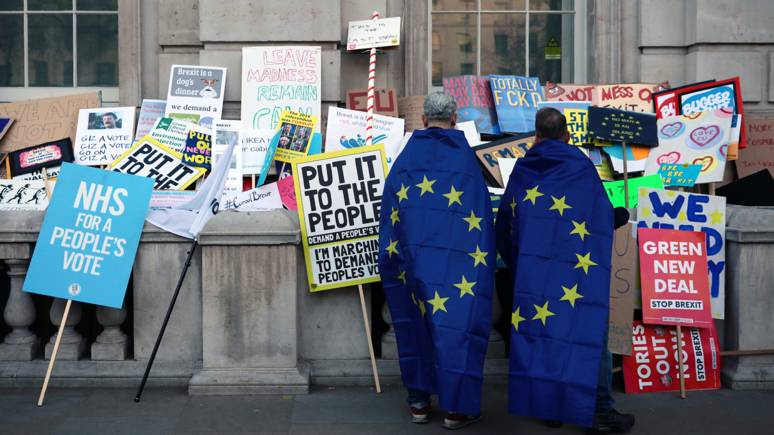 We must never forget the Remainer elite's atrocious assault on democracy