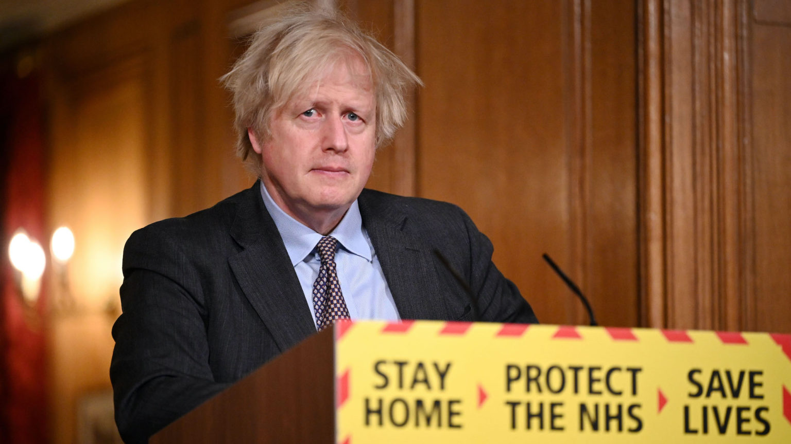 The problem with Boris's slow march to freedom