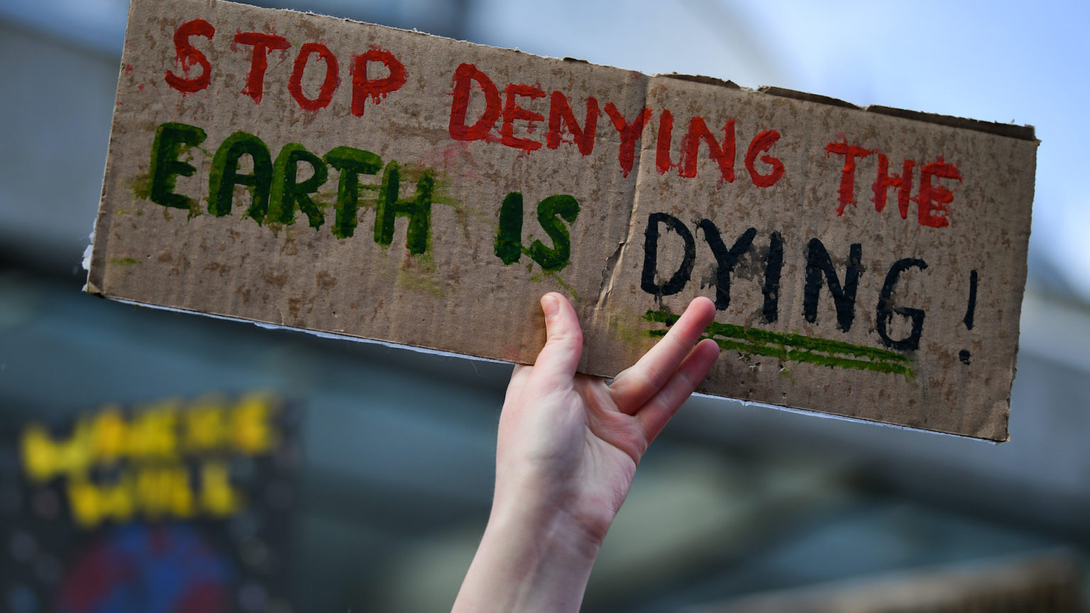 The dangerous rise of climate censorship