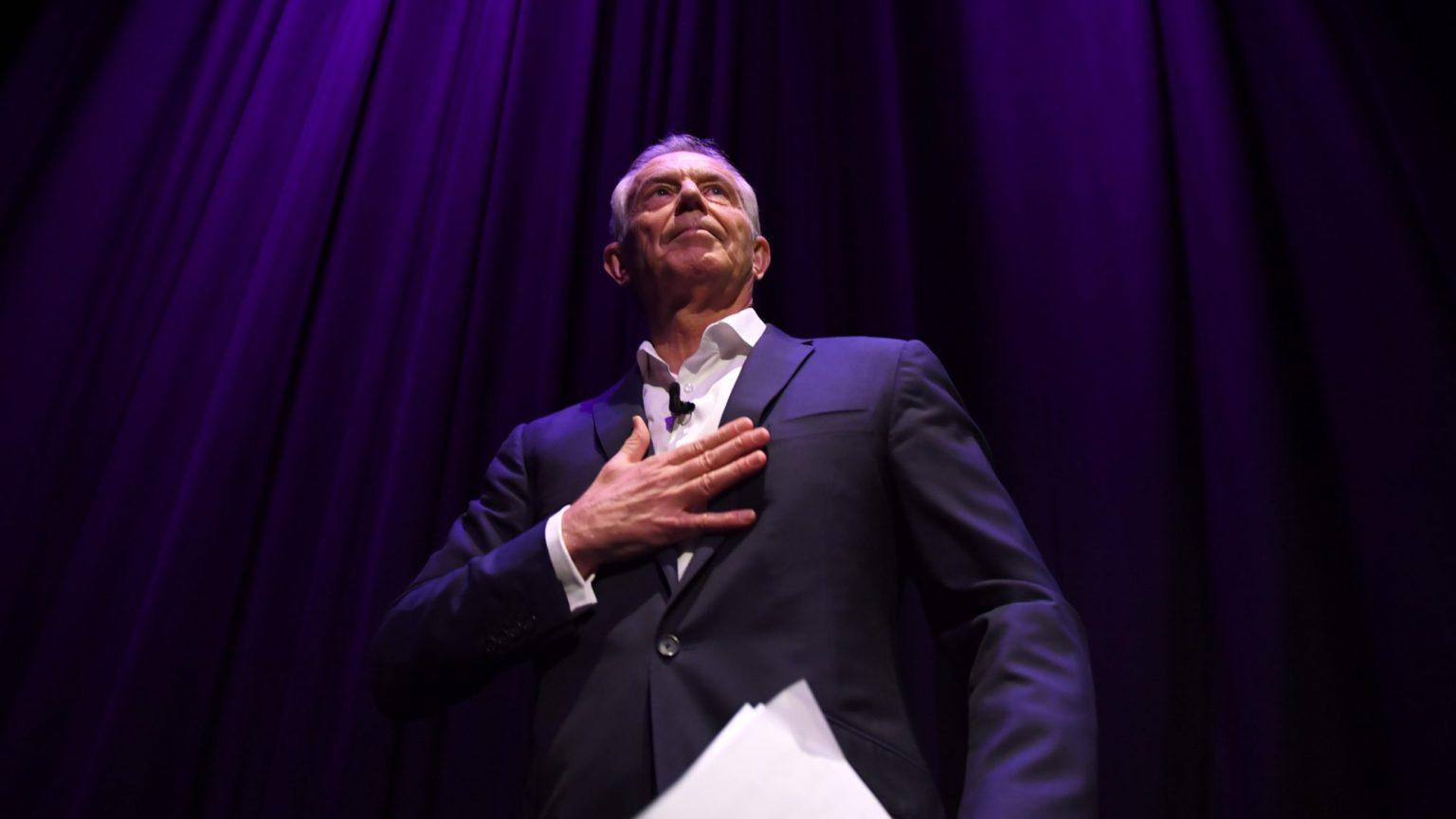 Why won't Tony Blair leave us alone?