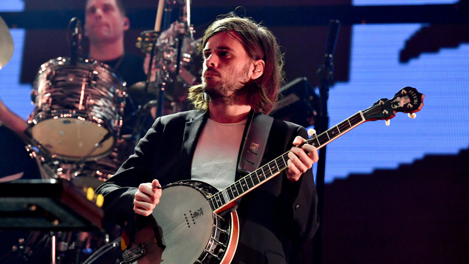 Leave that bloke from Mumford & Sons alone