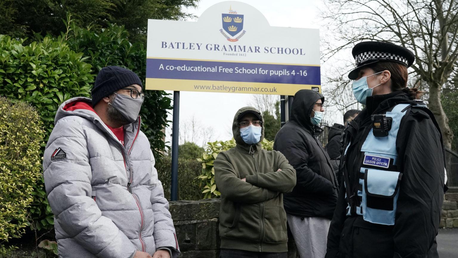 The Batley test