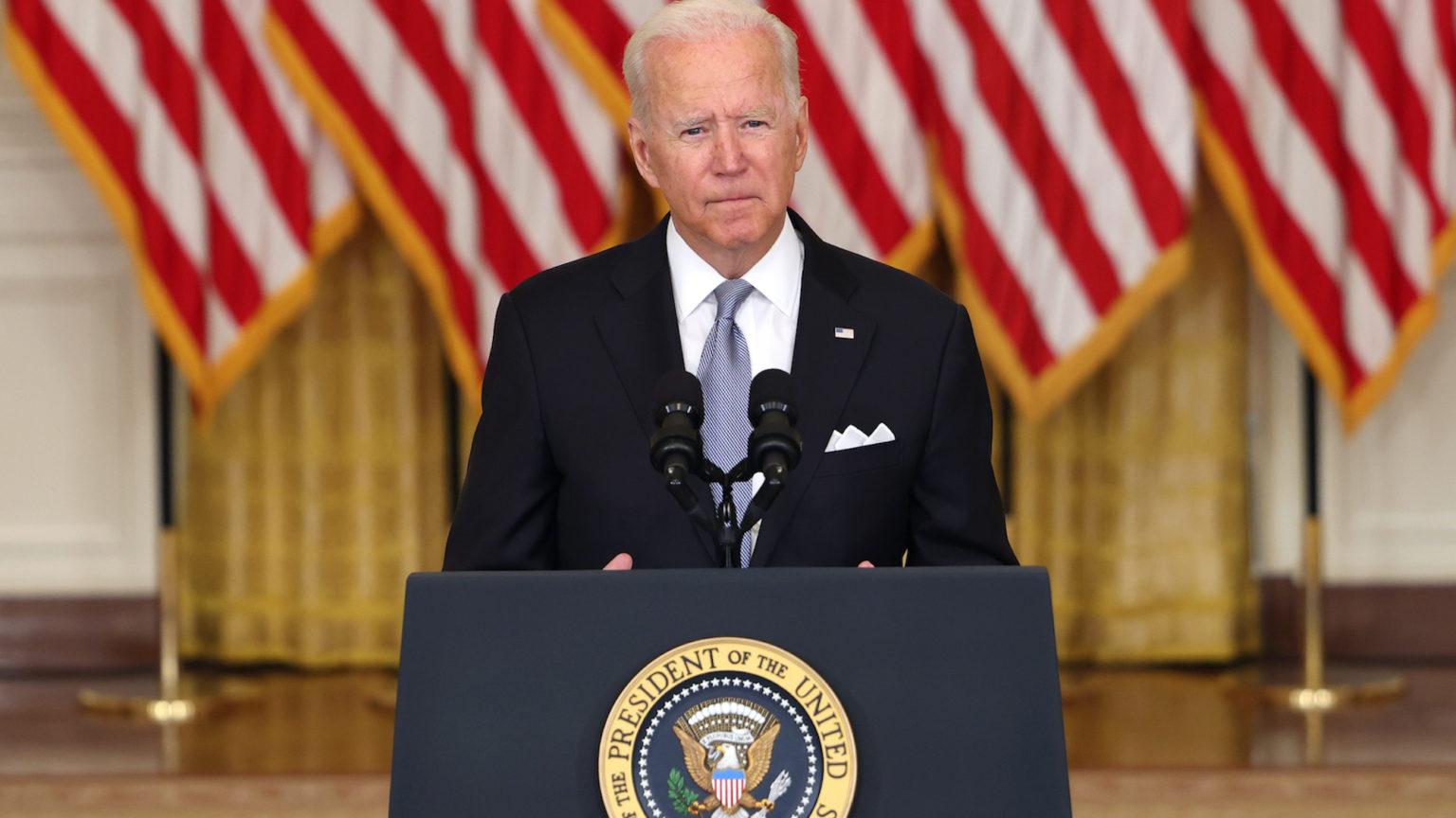 Joe Biden and the American malaise