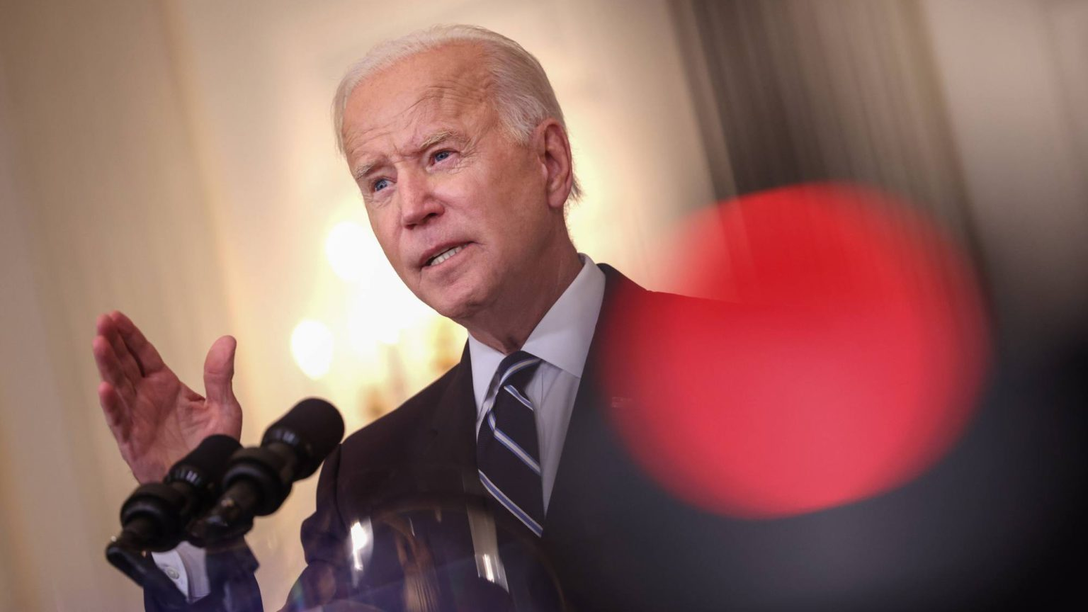 Biden is playing a dangerous game with China