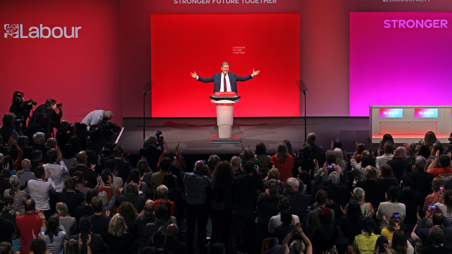 Labour is now the party of hate