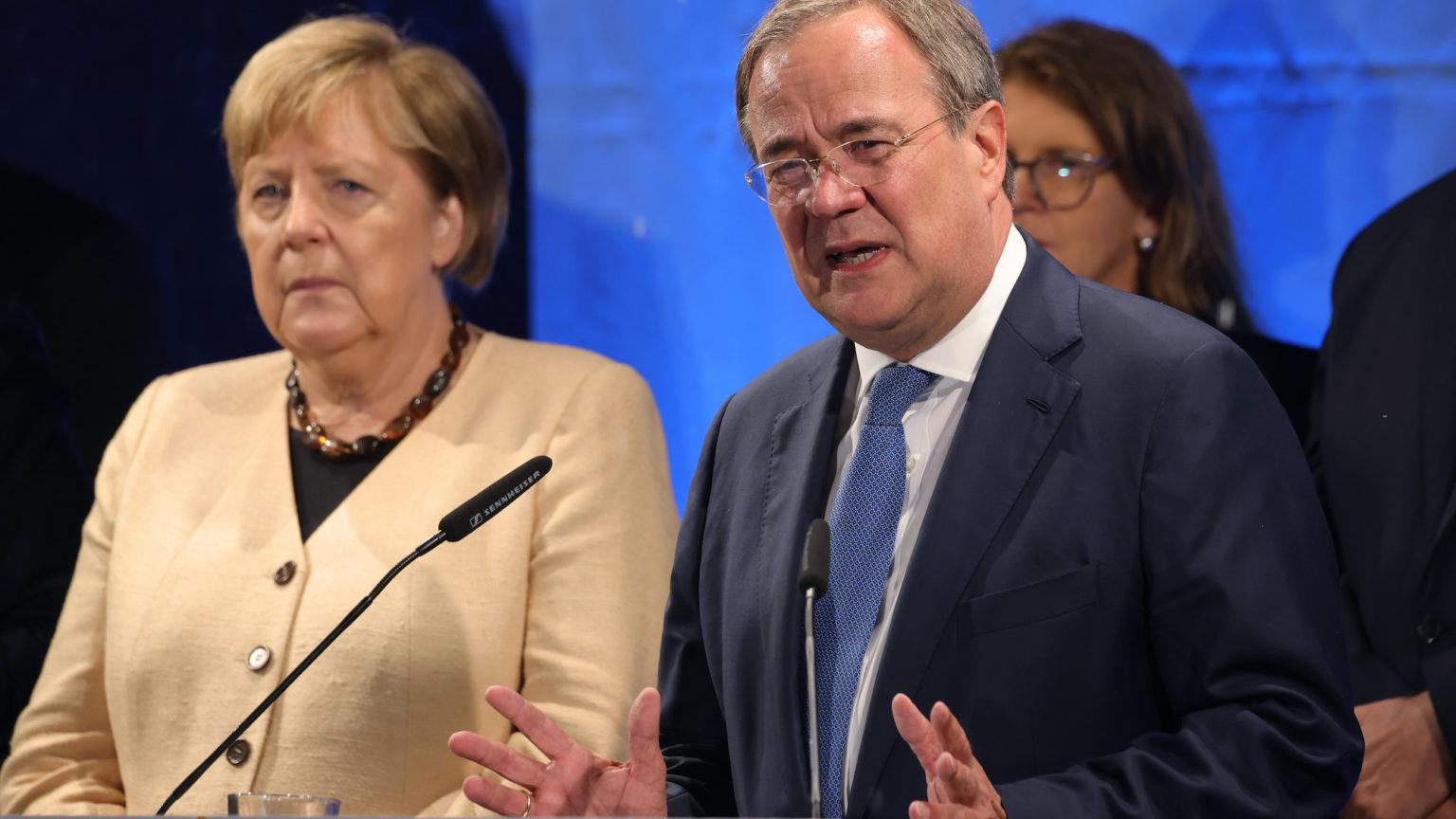 Germany is trapped in Merkel's shadow