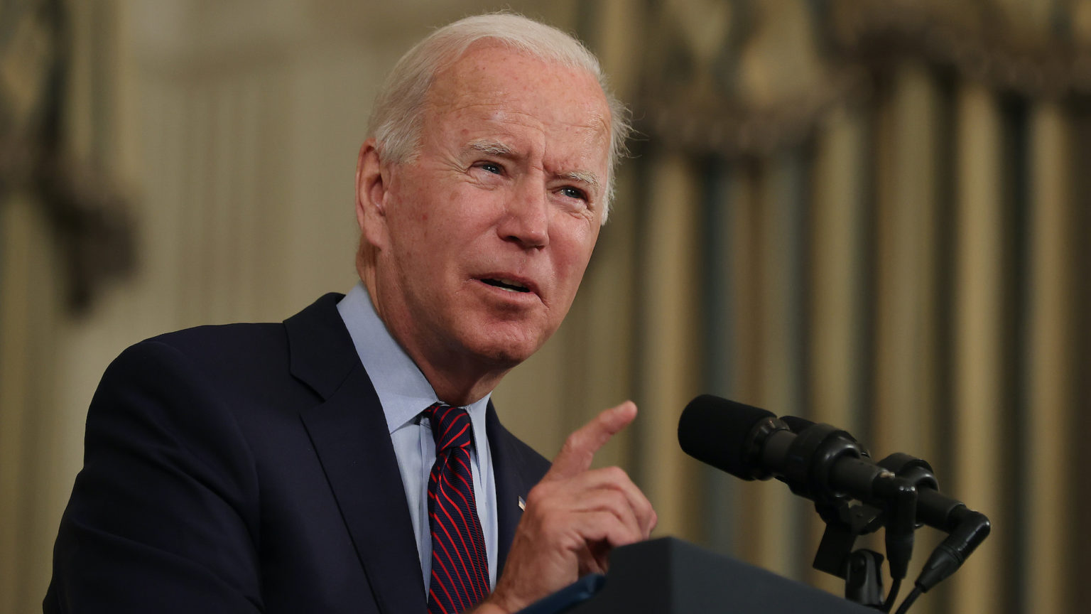 Biden is playing a dangerous game with Taiwan
