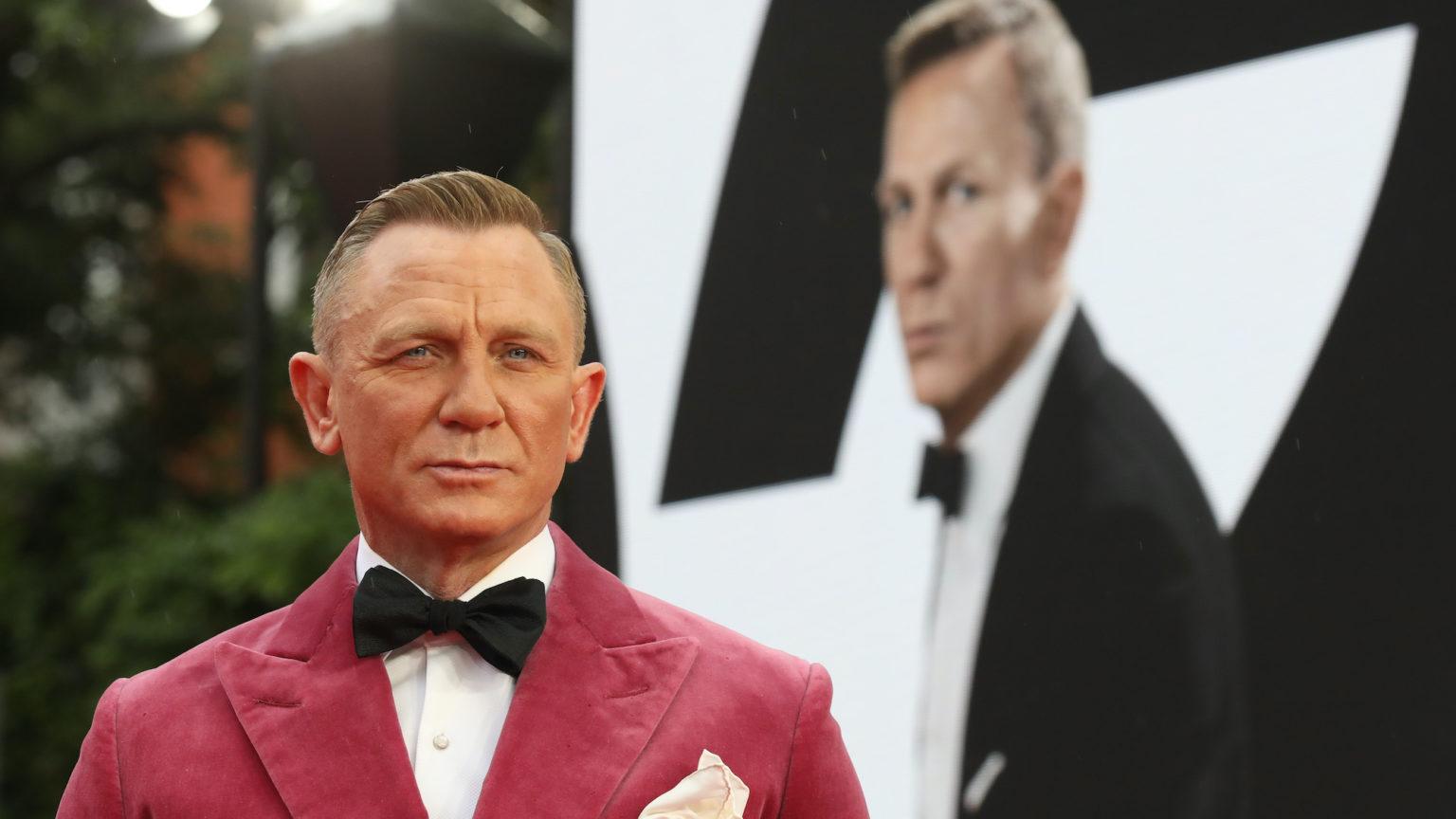 How James Bond became the prisoner of woke