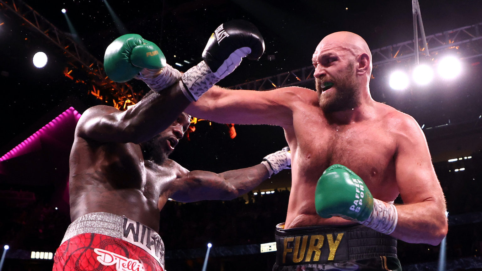The Gypsy King reigns supreme