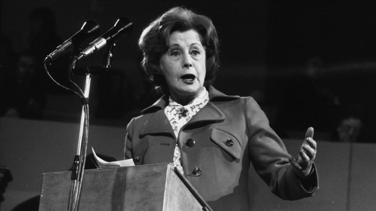 What happened to the Labour Party of Barbara Castle?