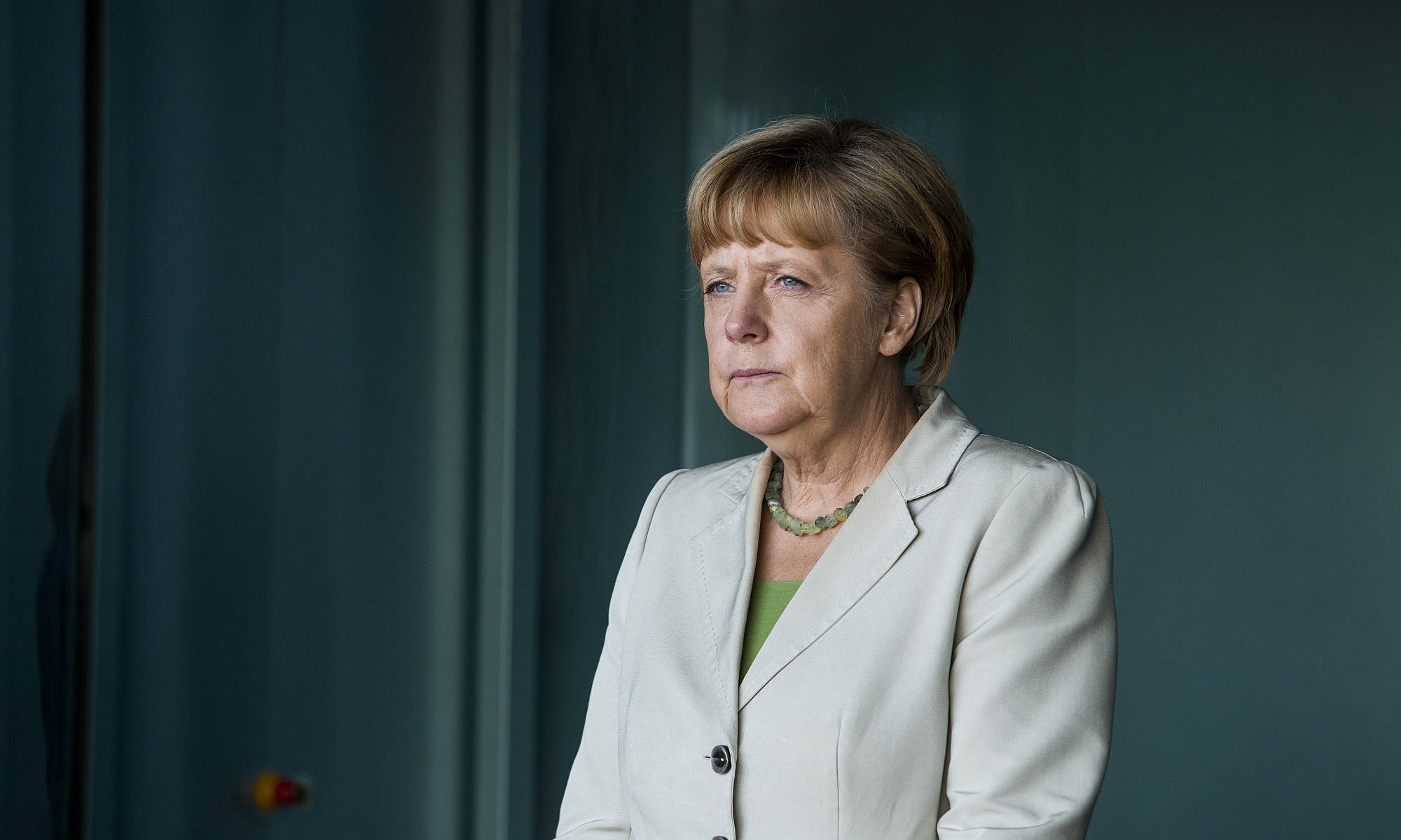 The myth of Angela Merkel